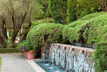 Garden fountauns