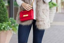faux fur inspiration