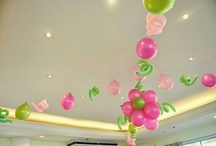 Party Decor / by Ashlee Jones