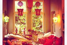Interior Design / Flowergarden