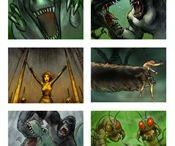 IMOTIV / Illustrations by commercial Animatic, Storyboard illustrator IMOTIV represented by leading international agency www.illustrationweb.com