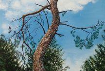Schilderijen over de natuur