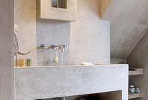 Pisos y muros concreto