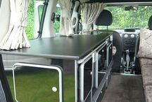 campervan conversion idea's
