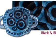 Glazes / Cone 6 glaze combinations - www.brandeeross.com