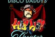 "DISCO DADDYS' HIP-HOP THEATER / DISCO DADDYs' HIP-HOP THEATRICAL ENSEMBLE"" CREATED BY MICHAEL KHALFANI...IS THE FIRST THEATER COMPANY IN THE WORLD FORMED TO WRITE PRODUCE AND PERFORM IT'S OWN ORIGINAL HOP-HOP THEATRICAL WORKS...THERE IS NOTHING LIKE US...WE ARE A THEATER COMPANY FIRST AND FOREMOST...SERIOUS DRAMA AND COMEDY FLAVORED WITH CLEAN HIP- HOP THEATRICAL ENTERTAINMENT THE WHOLE FAMILY CAN ENJOY...A TOTALLY NEW FORM OF THEATRICAL ENTERTAINMENT..."