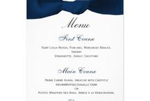 menu cards