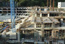 Vodafone Arena Stad İnşaatı