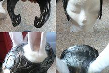 Cosplay Helmet