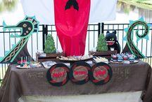Dragon bday party