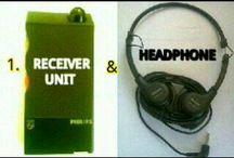 peralatan / alat penerjemah