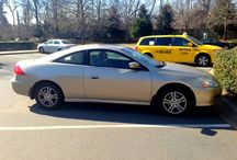 Used 2007 Honda Accord for Sale ($10,900) at Charlotte, NC / Make:  Honda, Model:  Accord, Year:  2007, Exterior Color: Gold, Interior Color: Beige/Tan, Doors: Two Door,  Vehicle Condition: Good,  Mileage:62,800 mi, Fuel: Gasoline, Engine: 4 Cylinder, Transmission: Automatic, Drivetrain: 2 wheel drive - front.    Contact:  510-759-9427   Car ID (57216)