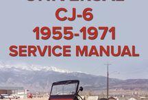 CJ6 stuff