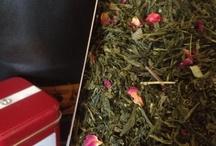 En Rouge et Noir par Christine Dattner Paris. /  #tea #thes #teaporn #tealover #lifestyle #luxury #teatime #degustation #teaclub #health #healthy #greentea #teathings #teablog #food #foodporn #yummy #indulge #pleasure #harmony