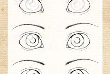 anime göz