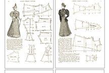 vestidos victoriano