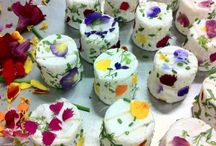Edible flowers  / Growing & ideas for eating edible flowers  / by Lynda Appuhamy kidsinthegarden.co.uk