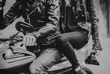 Biker mood
