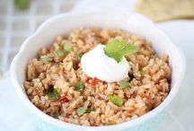 Rice & Pasta Recipes