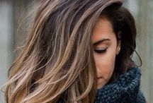Inspiration form my hair / Ombre hair