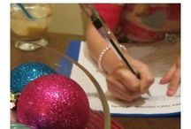 New Year's Theme / Activities and crafts for kids to do on New Year's Day. New Year's activities for kids, New Year's crafts for kids, and New Year's tradition ideas!