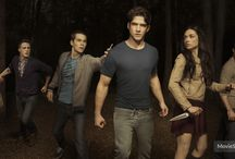 Teen Wolf / Scott McCall, a high school student living in the town of Beacon Hills has his life drastically changed when he's bitten by a werewolf, becoming one himself. He must henceforth learn to balance his problematic new identity with his day-to-day teenage life. The following characters are instrumental to his struggle: Stiles, his best friend; Allison, his love interest who comes from a family of werewolf hunters; and Derek, a mysterious werewolf with a dark past