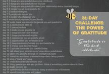 31- Day Challenge: The Power of Gratitude
