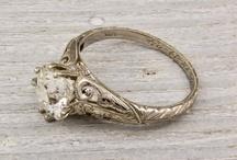 Glitz / Jewelry I love.  / by Anna