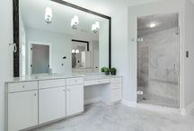Baths / Custom baths by Icon Building Group