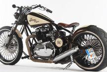 Indian motor bike