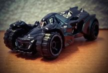 Batmobile - Arkham Knight