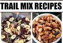 trail mixes