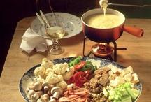 Fondue,Gourmette en Wok