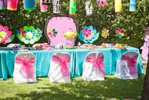 Party Decoration / Decoration ideas for parties and events-Ιδέες διακόσμησης για πάρτι και γιορτές.