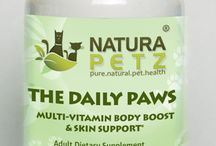 The Daily Paws / The Daily Paws is used holistically as a multi-vitamin, multi-mineral wonder & disease preventative to help support endocrine function; to encourage energy; used for healthy skin & coat; helps increase hair shaft and follicle strength, blood circulation & oxygen flow (which support a healthy coat). Is also recommended for use after spaying or neutering to tone the urethra; may help reduce allergies and allergic response; useful for all types of arthritis, rheumatism, aches, pains & swelling.