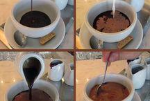 sicak kahveler