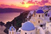 Santorini dream place
