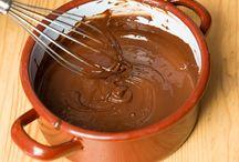 domaci csoki krem do torty