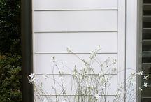 White Exterior Colors