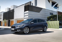 KIA NEW CEE`D SPORTWAGON / The 2012 cee´d sportwagon