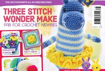 LGC Knitting & Crochet Issues / We're the best all-in-one knitting and crochet magazine!