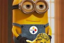 Steelers / by Tracy Guyer
