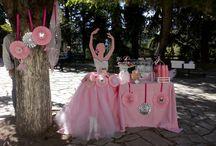 Ballet & Ballerina #handmade_by_adni