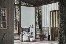 Esprit home 10 - Wallpaper von A.S. Creation / Natürliche und grafische Tapeten für Wohnzimmer und Schlafzimmer.