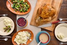 Thanksgiving / Rachael loves making signature family favorites for Thanksgiving. These favorite recipes will have your table (and guests!) full of delicious food, all the way from apps to dessert.   Get more here: http://teamra.ch/Thxgiving2014 / by Team Rachael