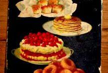 Vintage Cookbooks / by veronica jaurena
