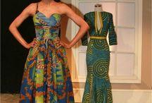 roupas África