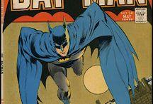 Old Comics Covers