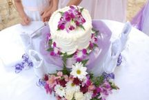 Wedding Cake & Bouquets / Wedding cakes and bouquets at Rondel Village