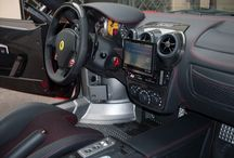 Ferrari 430 scuderia / Upgrade audio / video su una Ferrari 430 Scuderia